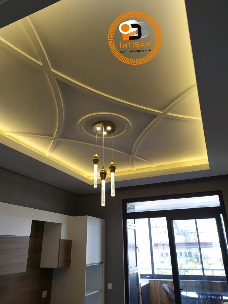 İhtişam Yapı Dekorasyon - Gaziantep Yapı Dekorasyon - Asma Tavan Modelleri
